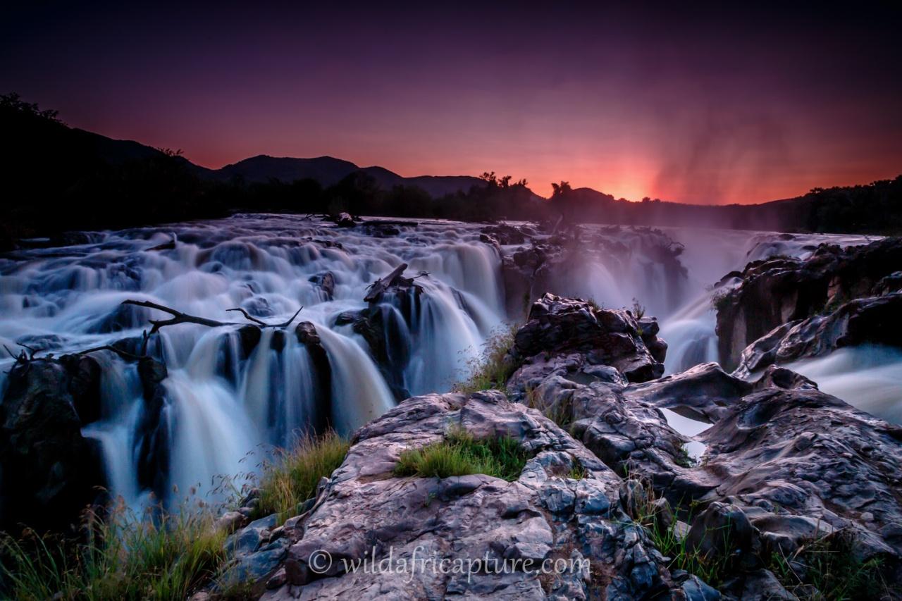 WACHIZUNGU TRIP 2015 – EPUPA FALLS, NAMIBIA /ANGOLA